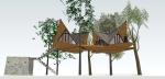 MUNGO'S TREE HOUSES HOUSE 111201 01